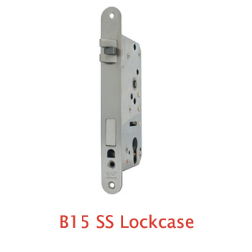 B15 SS Lockcase