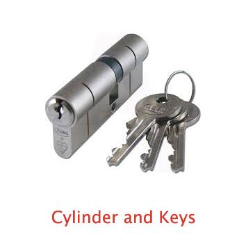 Cylinder and Keys