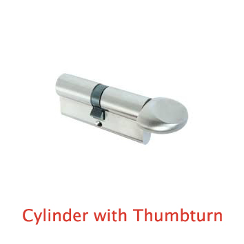 Cylinder with Thumbturn