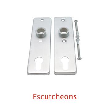 Escutcheons - Heavy Duty Handles