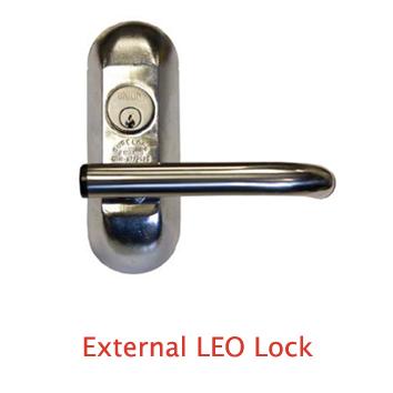 External LEO Lock