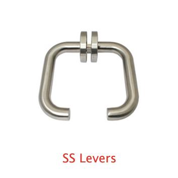 SS Levers -Heavy Duty Handles