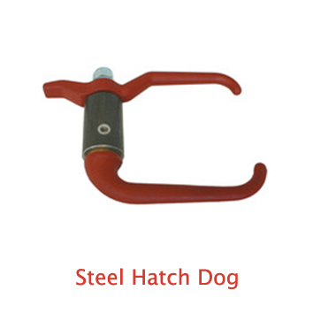 Steel Hatch Dog