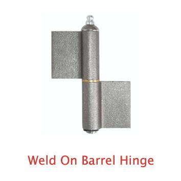 Weld On Barrel Hinge